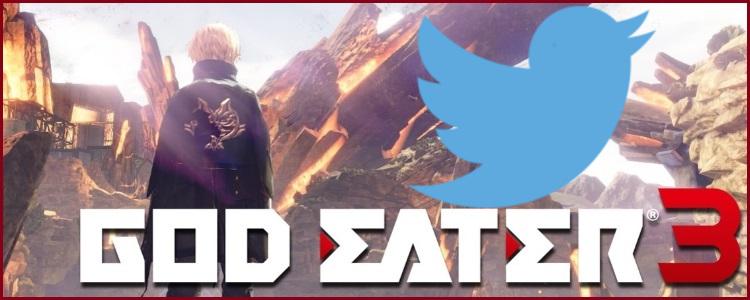 ゴッドイーター公式Twitter